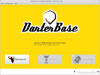 Darterbase | Welcome page